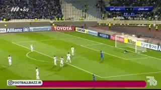 استقلال 3-1 ذوب آهن (لیگ قهرمانان آسیا)