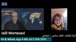 چرا میهن فروشان در شبکه های ماهواره ای خواهان تحریم بیشتر ایران هستند