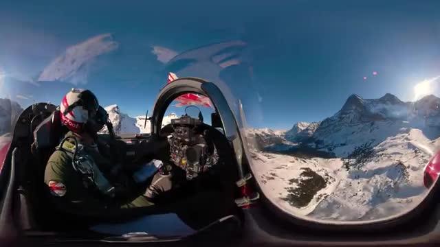 ویدئو پرواز - 360 درجه