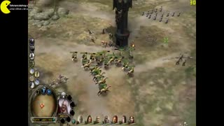 lord of the rings battle for middle earth 1 Gameplay tehrancdshop.com